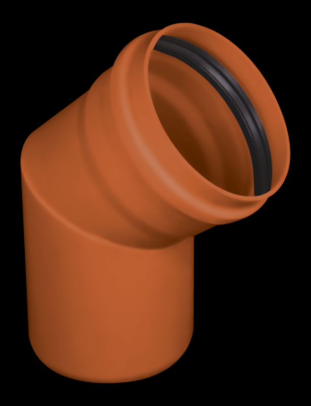 Preço de Tubo Coletor Esgoto Corrugado Campos Novos dos Parecis - Tubo Coletor Esgoto Corrugado