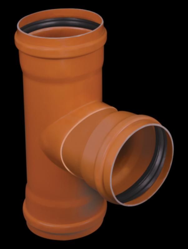 Preço de Tubo Coletor Esgoto Juína - Tubo Coletor Esgoto Corrugado