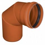 tubo coletor de esgoto