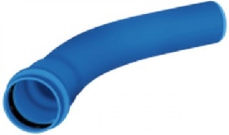 Tubo de Pvc Defofo Caceras - Tubo Defofo Azul