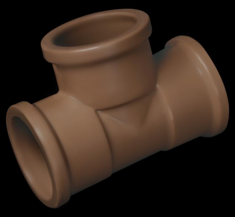 Tubo de Pvc Soldavel Valor Caceras - Tubo Pvc Soldavel 25mm